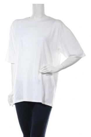 Туника Stefanie Giesinger for Nu-in, Размер S, Цвят Бял, 64% лиосел, 32% памук, 4% еластан, Цена 63,20лв.