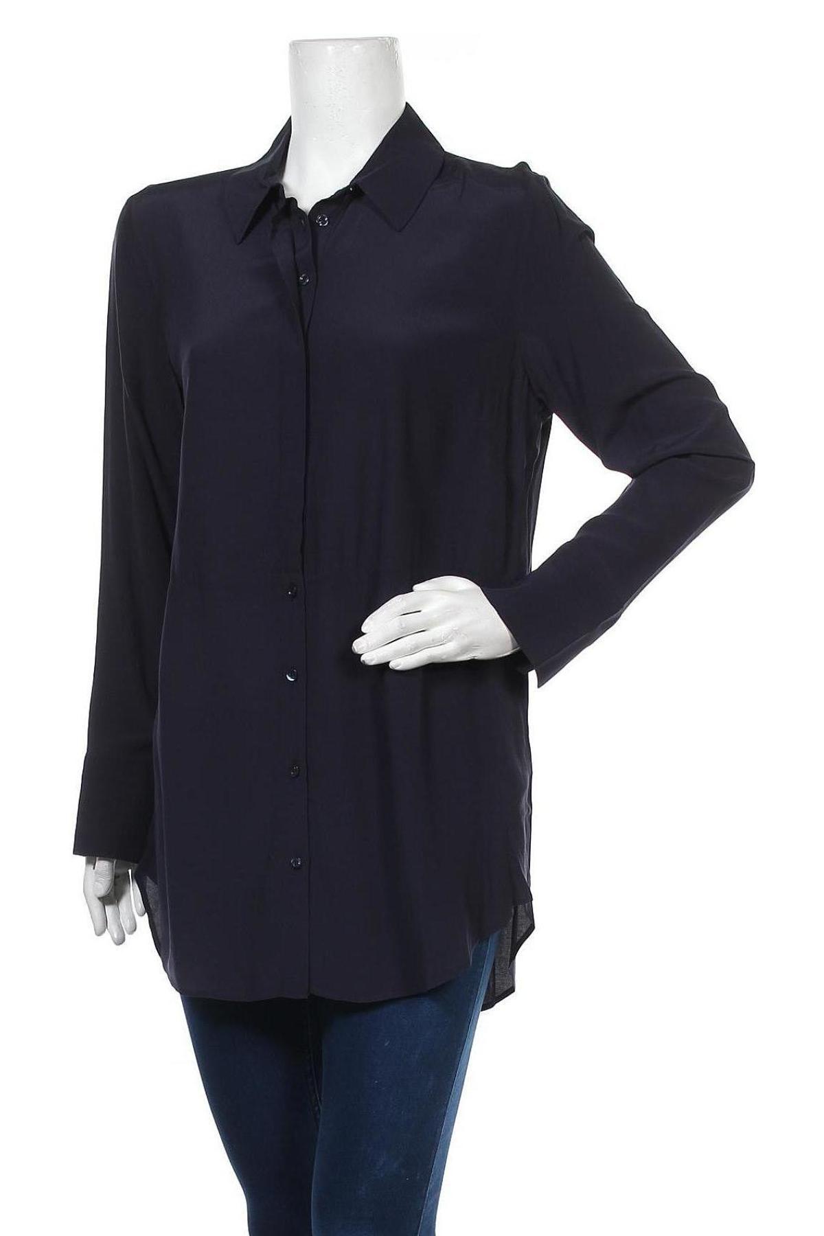 Дамска риза Opus, Размер M, Цвят Син, 100% вискоза, Цена 27,65лв.