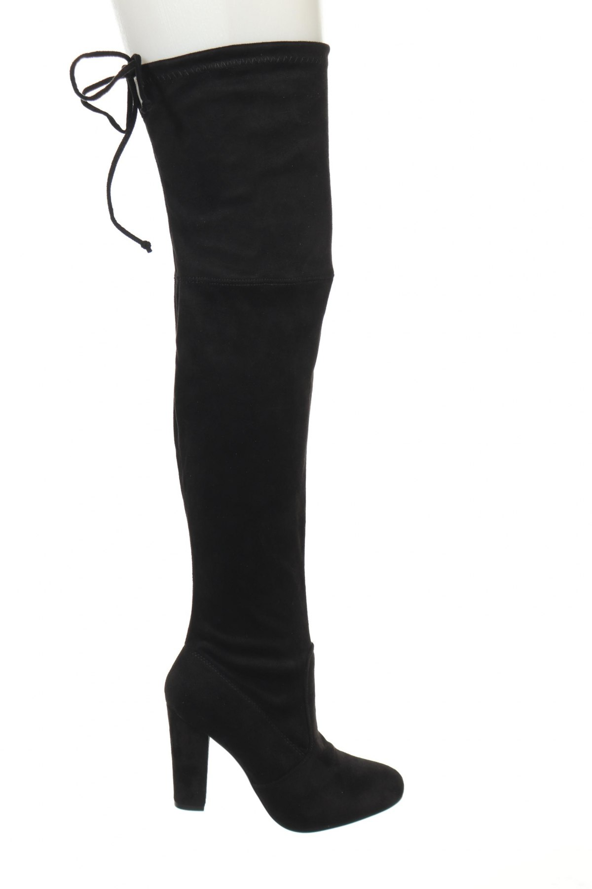 Γυναικείες μπότες Koi footwear, Μέγεθος 39, Χρώμα Μαύρο, Κλωστοϋφαντουργικά προϊόντα, Τιμή 14,29€