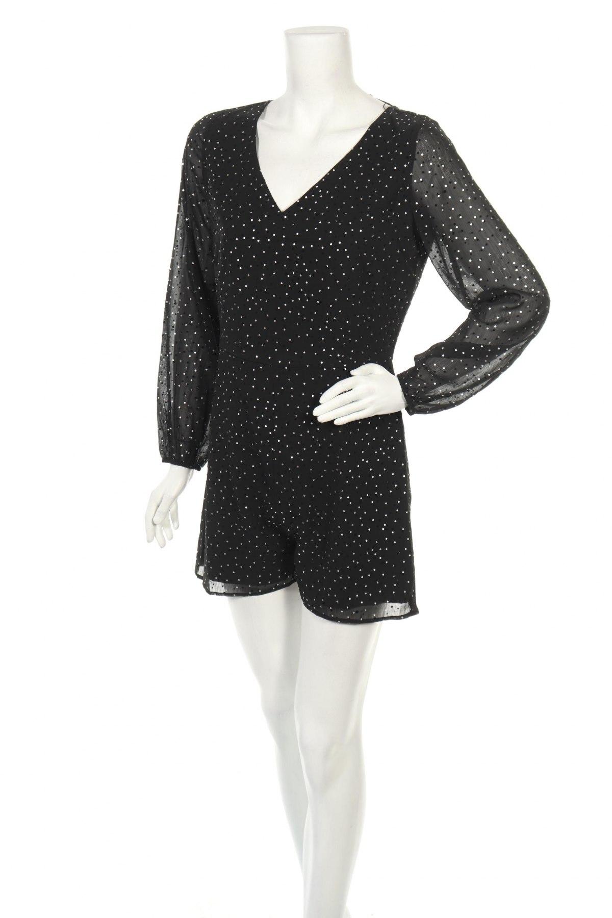 Γυναικεία σαλοπέτα Edc By Esprit, Μέγεθος S, Χρώμα Μαύρο, Πολυεστέρας, Τιμή 12,85€