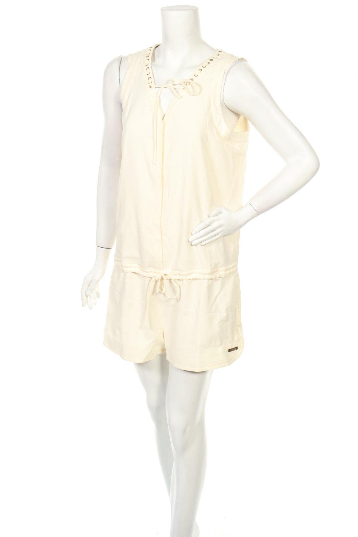 Γυναικεία σαλοπέτα Little Marcel, Μέγεθος L, Χρώμα Εκρού, Πολυεστέρας, Τιμή 15,21€