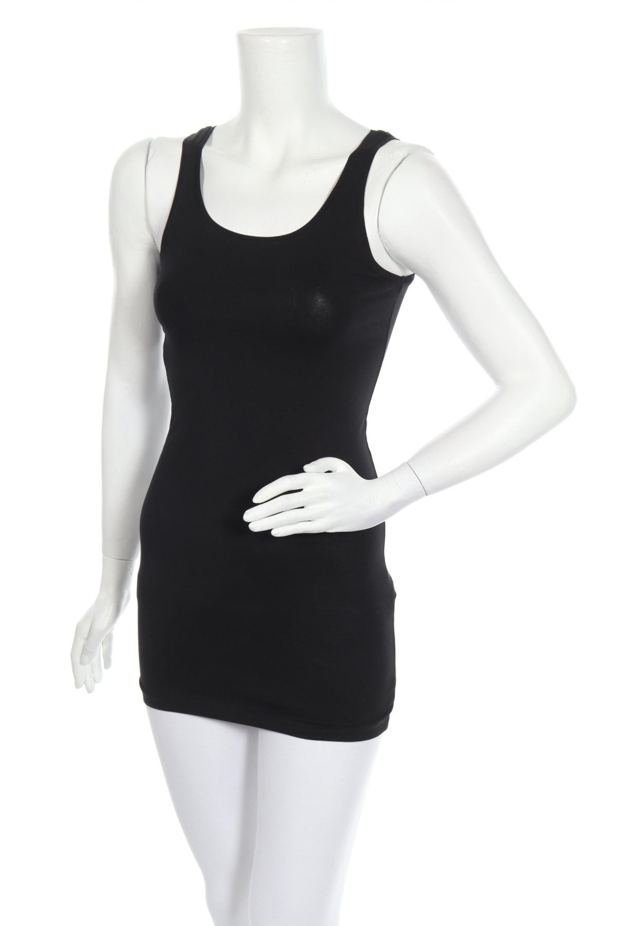 Дамски комплект ONLY, Размер S, Цвят Черен, 95% памук, 5% еластан, Цена 14,44лв.