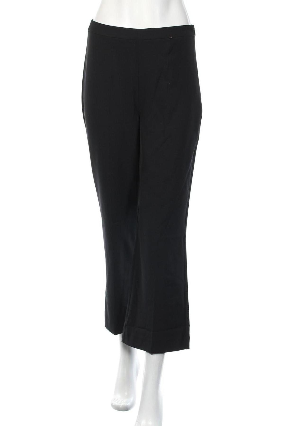 Дамски панталон Guess, Размер S, Цвят Черен, 90% полиестер, 10% еластан, Цена 25,35лв.
