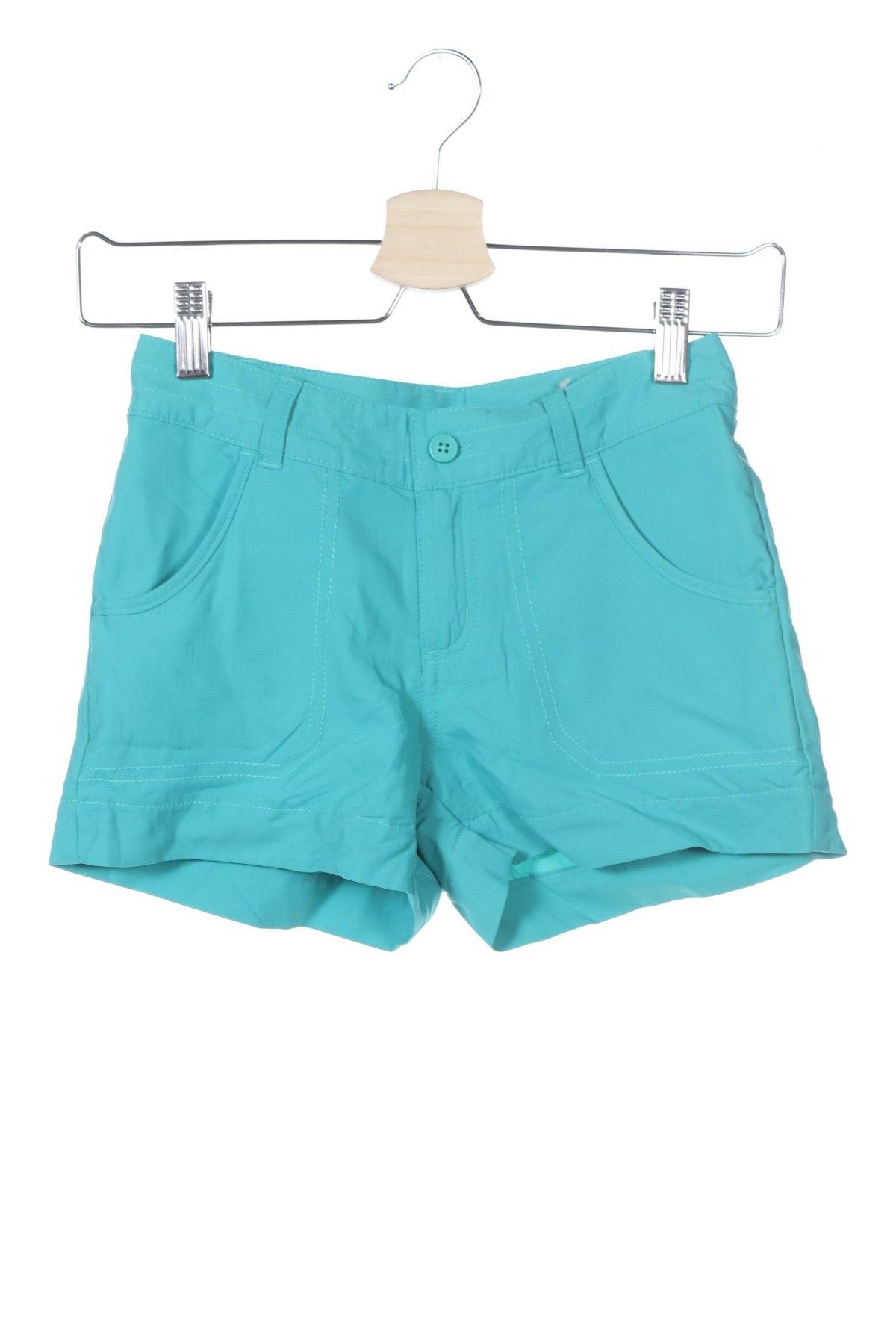 Παιδικό κοντό παντελόνι Columbia, Μέγεθος 7-8y/ 128-134 εκ., Χρώμα Μπλέ, Πολυαμίδη, Τιμή 14,60€