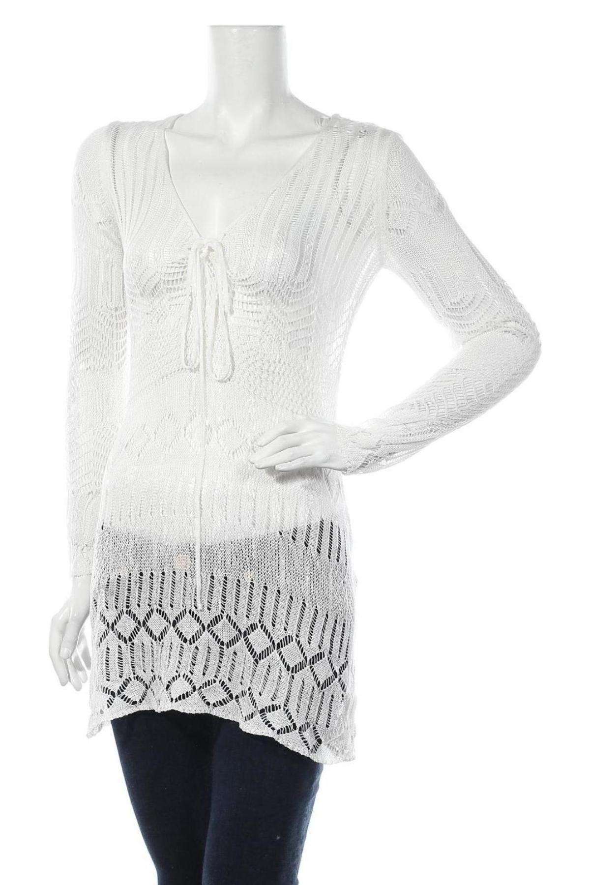 Τουνίκ Missguided, Μέγεθος XS, Χρώμα Λευκό, Πολυεστέρας, Τιμή 5,67€
