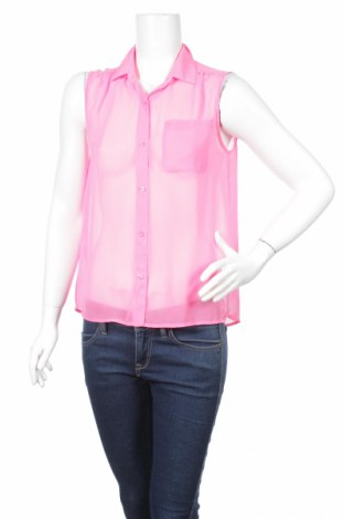 Γυναικείο πουκάμισο American Eagle, Μέγεθος S, Χρώμα Ρόζ , 100% πολυεστέρας, Τιμή 9,90€