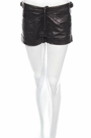 Дамски къс кожен панталон Kate Moss For Topshop