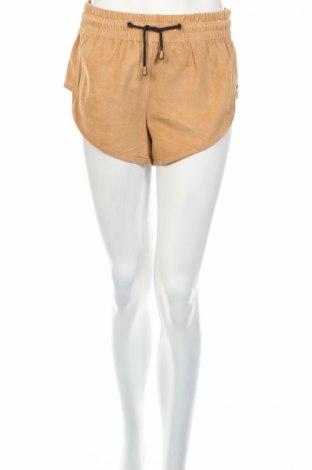 Дамски къс кожен панталон One Teaspoon