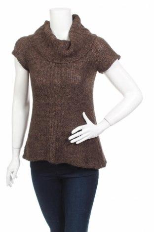 Дамски пуловер Camaieu, Размер S, Цвят Зелен, 55% акрил, 25% вълна, 20% вълна от алпака, Цена 40,00лв.