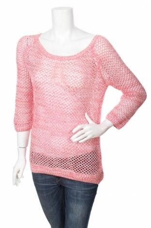 Дамски пуловер Colours Of The World, Размер S, Цвят Розов, Цена 5,52лв.