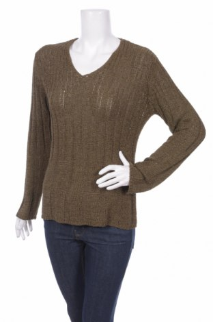Дамски пуловер Dibari, Размер S, Цвят Зелен, Цена 22,00лв.