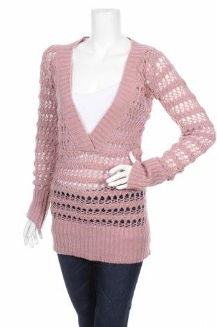 Γυναικείο πουλόβερ Freesoul, Μέγεθος S, Χρώμα Ρόζ , 36%ακρυλικό, 35% μοχαίρ, 29% πολυαμίδη, Τιμή 15,01€