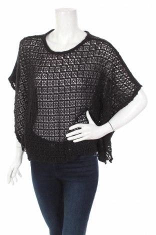 Дамски пуловер Only, Размер S, Цвят Черен, Цена 6,40лв.