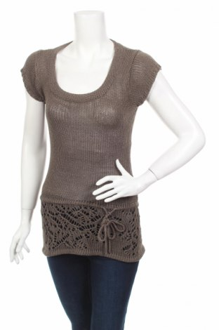 Γυναικείο πουλόβερ Promod, Μέγεθος S, Χρώμα Καφέ, Τιμή 5,09€