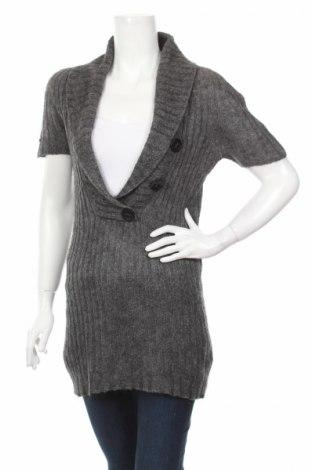 Γυναικείο πουλόβερ Yes Zee, Μέγεθος M, Χρώμα Γκρί, Τιμή 14,47€
