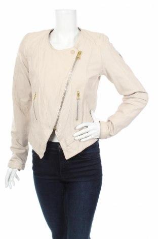 Geacă de piele pentru femei Calvin Klein Jeans