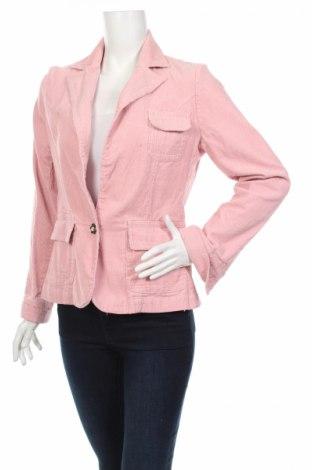 Дамско сако Jennifer Taylor, Размер L, Цвят Розов, Памук, Цена 10,40лв.