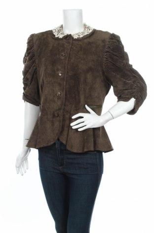 Дамско кожено сако Louise