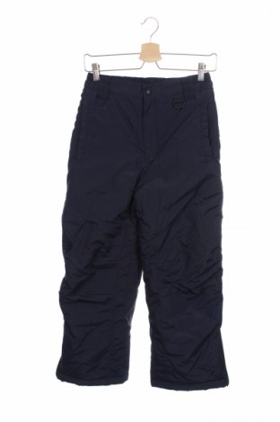 Детски панталон за зимни спортове Athletech, Размер 10-11y/ 146-152 см, Цвят Син, Полиестер, Цена 12,00лв.