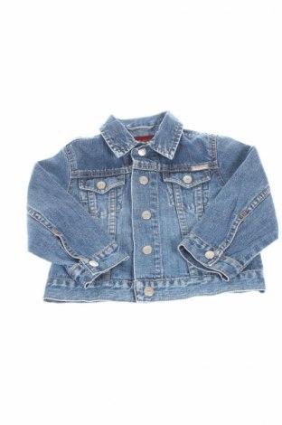 Geacă jeans de copii H&M L.o.g.g