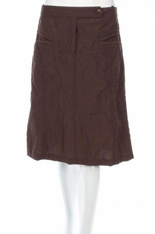 Пола Ann Llewellyn, Размер M, Цвят Кафяв, 59% памук, 32% полиамид, 9% метални нишки, Цена 7,20лв.