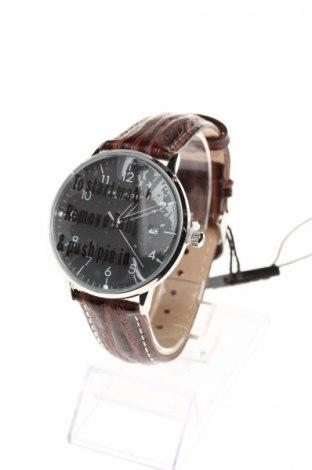 Zegarek Akribos XXIV, Kolor Brązowy, Skóra naturalna, Cena 272,27zł