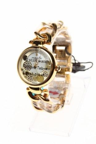 Часовник Akribos XXIV, Цвят Златист, Метал, Цена 162,25лв.
