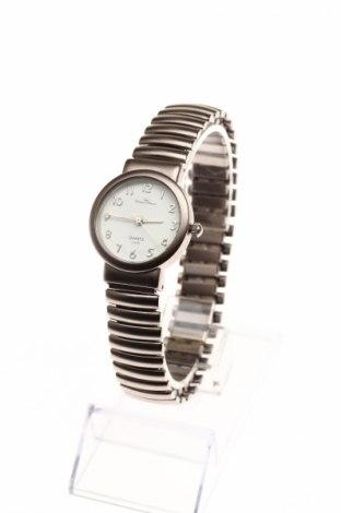 Часовник Yonger & Bresson, Цвят Сив, Метал, Цена 71,80лв.
