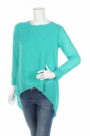 Γυναικεία μπλούζα, Μέγεθος M, Χρώμα Πράσινο, Πολυεστέρας, Τιμή 3,48€