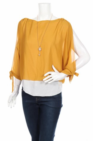 Γυναικεία μπλούζα, Μέγεθος M, Χρώμα Κίτρινο, Τιμή 7,42€