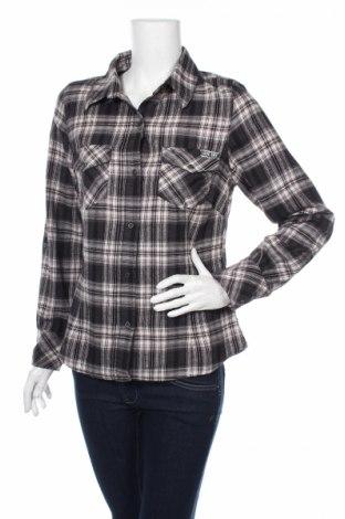 Дамска риза Complices, Размер M, Цвят Сив, 55% памук, 45% полиестер, Цена 13,34лв.