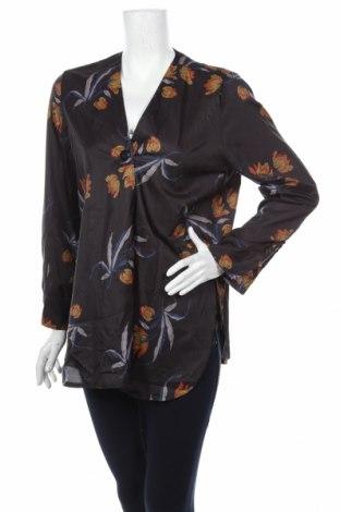 Дамска риза Pretty Winter, Размер L, Цвят Многоцветен, 65% полиестер, 35% памук, Цена 12,42лв.