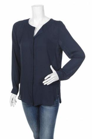 Дамска риза Vila, Размер M, Цвят Син, Полиестер, Цена 11,96лв.