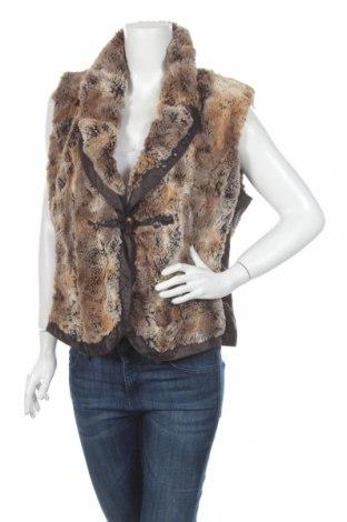 Γυναικείο γιλέκο Biba, Μέγεθος XL, Χρώμα Πολύχρωμο, Πολυεστέρας, Τιμή 9,92€