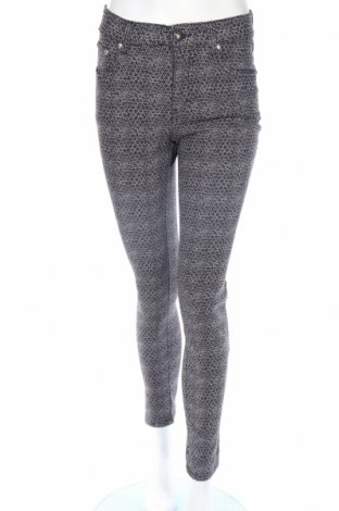 Дамски панталон Anna Montana, Размер S, Цвят Сив, 75% памук, 20% полиестер, 5% еластан, Цена 10,50лв.