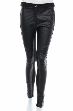 Dámské kalhoty  Jus De Fraise, Rozměr M, Barva Černá, Eko kůže, viskóza, Cena  225,00Kč