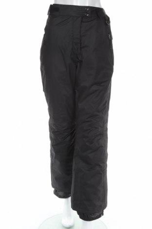 Дамски панталон за зимни спортове Crivit, Размер XL, Цвят Черен, Полиестер, Цена 18,00лв.