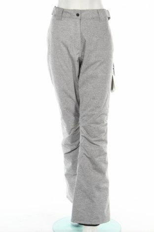 Дамски панталон за зимни спортове Sun Valley, Размер XL, Цвят Сив, Полиестер, Цена 96,33лв.