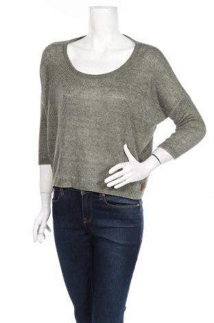 Дамски пуловер America Today, Размер M, Цвят Зелен, Цена 4,50лв.