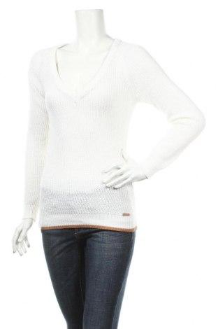 Дамски пуловер Complices, Размер S, Цвят Бял, 50% акрил, 50% памук, Цена 18,62лв.