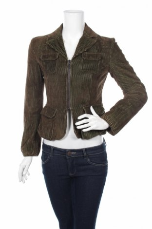 Дамско сако Adolfo Dominguez, Размер S, Цвят Кафяв, Памук, Цена 8,00лв.