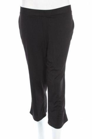 Дамско спортно долнище Bpc Bonprix Collection, Размер S, Цвят Черен, 92% полиестер, 8% еластан, Цена 6,12лв.