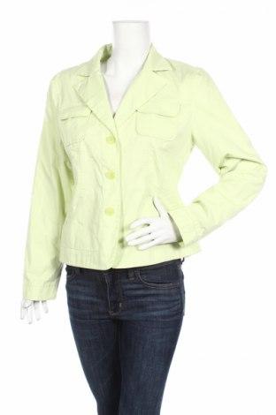 Дамско яке G.W., Размер L, Цвят Зелен, Цена 11,60лв.