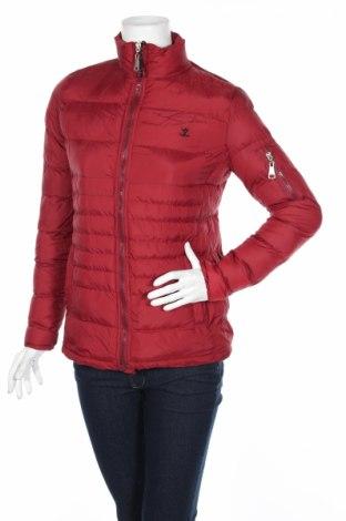 Γυναικείο μπουφάν Sir Raymond Tailor, Μέγεθος M, Χρώμα Κόκκινο, Πολυεστέρας, Τιμή 76,73€