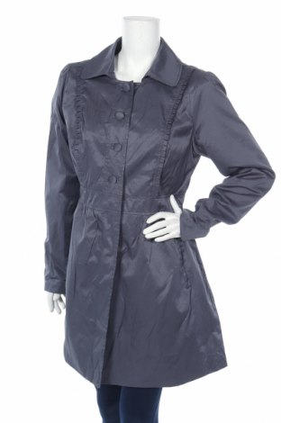 Дамско яке Vero Moda, Размер L, Цвят Син, 52% памук, 48% полиестер, Цена 21,00лв.