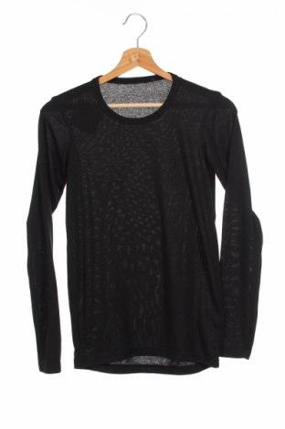 Детска блуза TCM, Размер 12-13y/ 158-164 см, Цвят Черен, 97% полиестер, 3% еластан, Цена 3,75лв.