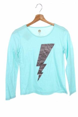 Детска блуза Tg, Размер 15-18y/ 170-176 см, Цвят Син, Памук, Цена 4,00лв.