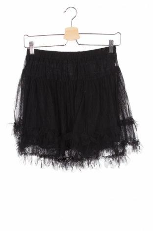 Παιδική φούστα Holly, Μέγεθος 12-13y/ 158-164 εκ., Χρώμα Μαύρο, Πολυεστέρας, Τιμή 4,64€