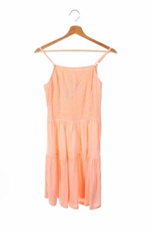 Детска рокля, Размер 13-14y/ 164-168 см, Цвят Розов, 100% вискоза, Цена 28,50лв.