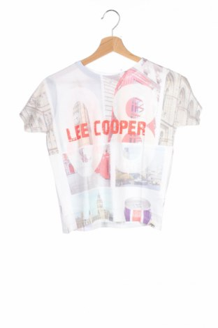 Детска блуза Lee Cooper, Размер 9-10y/ 140-146 см, Цвят Многоцветен, 64% полиестер, 36% памук, Цена 10,20лв.